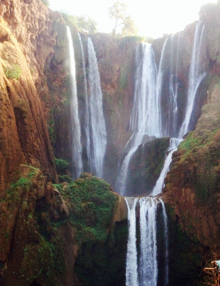 Cascades of ouzoud ...breathtaking x