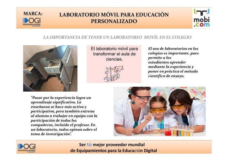 Laboratorio Movil para Educacion   OGI ARGENTINA TODO PARA LA EDUCACION #educacion #argentina #laboratoriomovil #mobiliarioparalaeducacion  #tecnologiaparalaeducacion #ogi  www.ogi-argentina.com