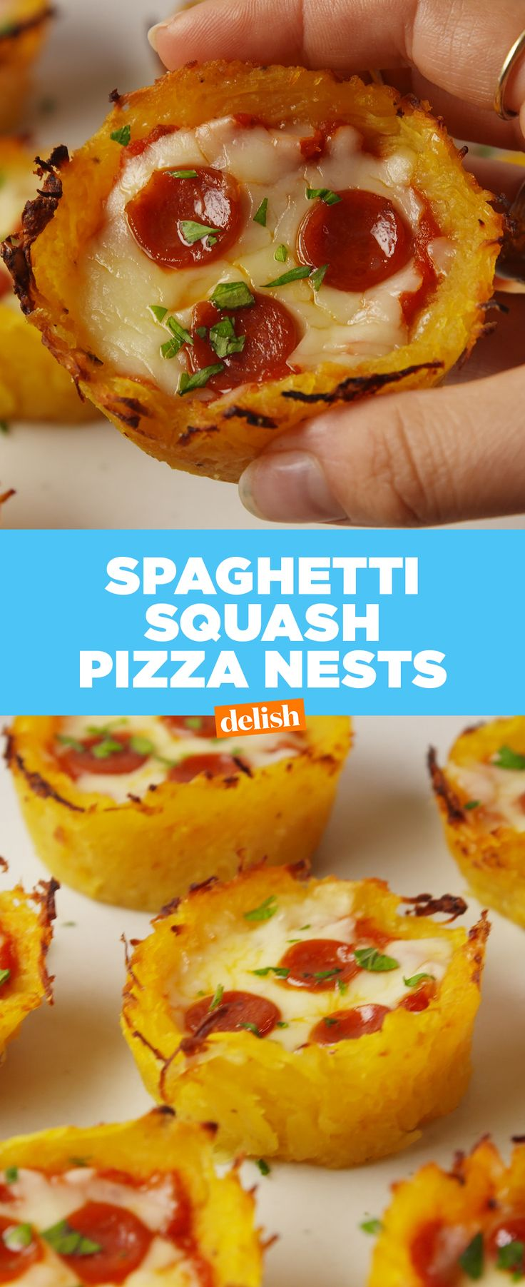 If you love pizza bagels, you're going to freak over our low-carb version. Get the recipe at Delish.com.
