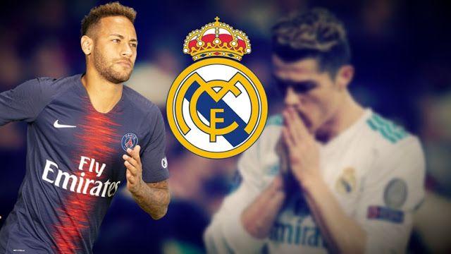 رحيل كريستيانو رونالدو كان بسبب انتقال نيمار الى ريال مدريد Neymar Jr Cristiano Ronaldo Ronaldo