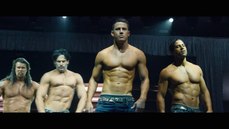 'Magic Mike XXL' Official Trailer OMGGGGG!!!!!