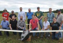 In-house hydrogen fuel cell expands Naval Research Labs UAV use