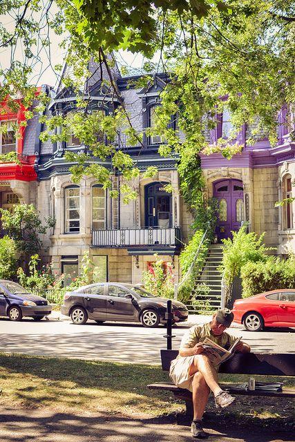 Carré St-Louis Square, Montreal