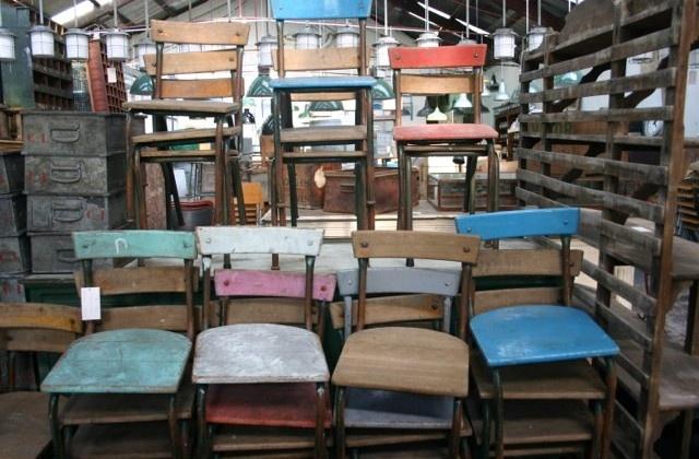 Vitrine Vintage Furniture