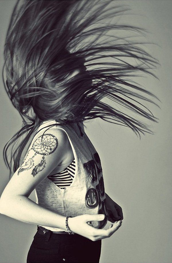 Dreamcatcher quarter sleeve tattoo - Sleeve tattoos are loved by people as they are easily visible and cool if properly designed and inked. Quarter Sleeve Tattoos are those covering about a quarter of arm length, which look elegant compared with those full sleeve tattoos.