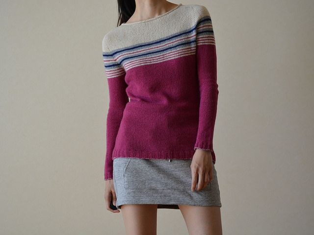 Ravelry: Project Gallery for ...against all odds (Max) pattern by Isabell Kraemer, project knitted by LilyLilyLily