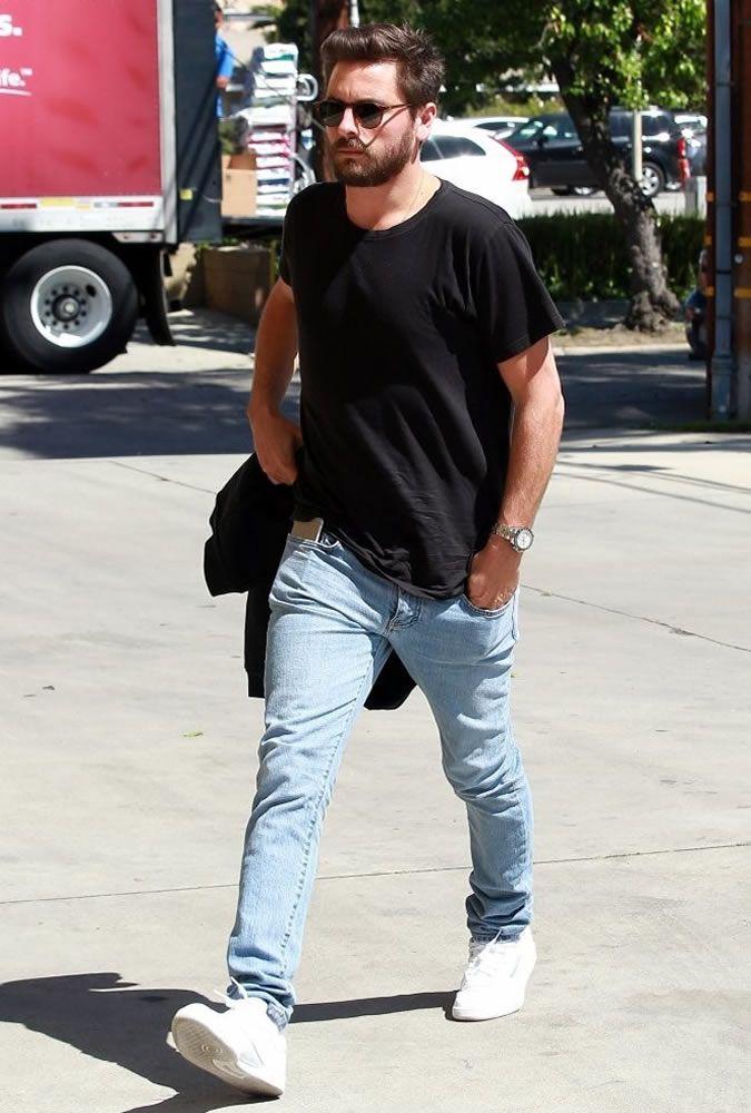 The Best Dressed Men Of The Week: Scott Disick in LA. #bestdressedmen #scottdisick