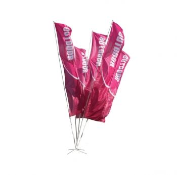 The Blast is an #indoor/#outdoor multi #flag #display to be used when one #banner is simply not enough. While being fully portable the Blast offers a high impact presentation wit a simple set-up design that makes installation a blast! Product specification at:- http://www.megaimaging.com/Blog/Blast+Outdoor+Stand#tab-description  To order call us at: 905-501-1933 or 416-844-5152 Or write us at:- info@megaimaging.com