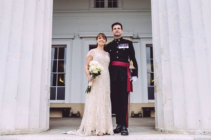 Eileen + Tim // Wedding at the Royal Military Academy Sandhurst //  www.robgrimesphotography.com