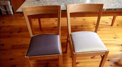 Vidéo : apprenez à gainer une galette de chaise // http://www.deco.fr/loisirs-creatif/actualite-505488-video-apprenez-gainer-galette-chaise.html