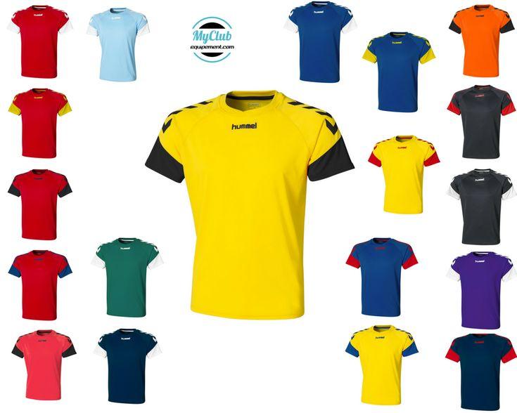 7 best maillot hummel handball football volleyball images on pinterest rh pinterest com