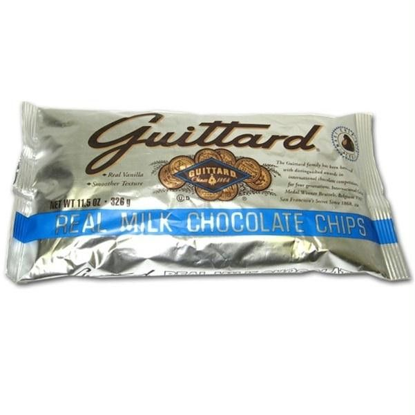 Guittard Chocolate Maxi Chp 350ct (1x25lb )