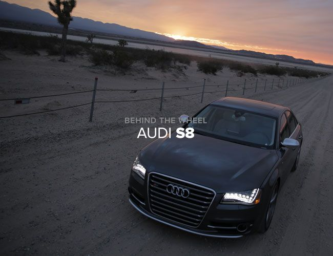Review: 2014 #Audi #S8
