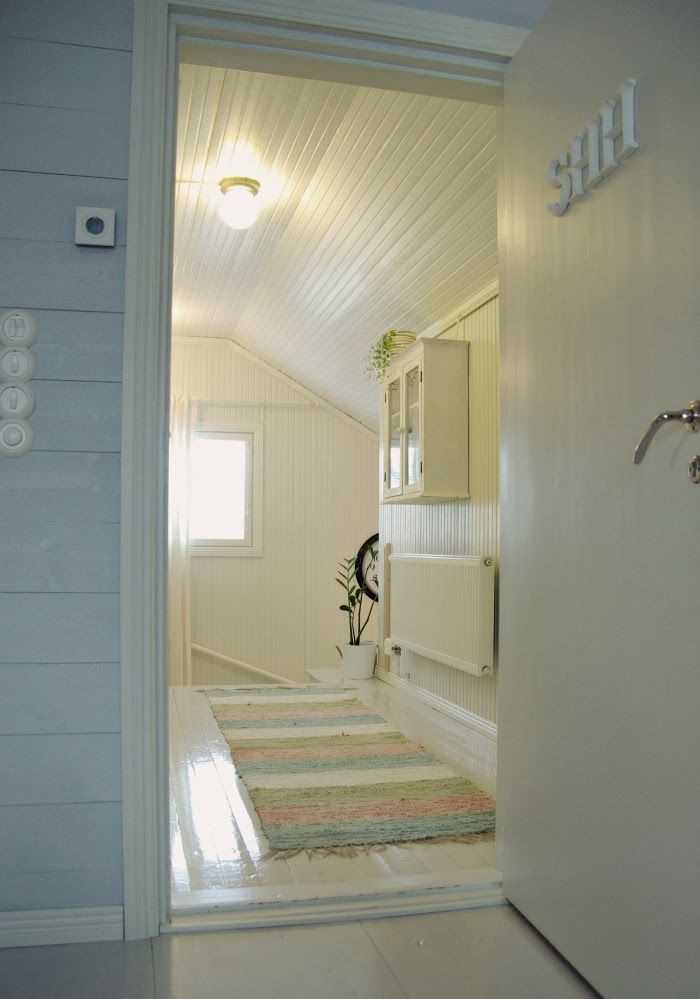 Tarja's Snowland blog  hall  lobby  hall way