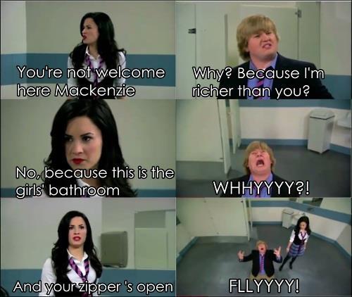 Sonny with a chance(: hahaha