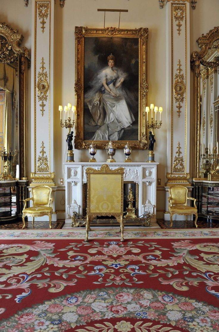 Fit for royalty - Buckingham Palace Interior