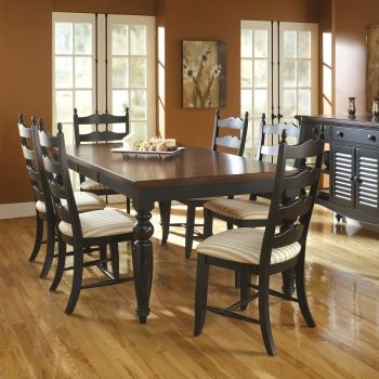 63 best Solid Wood Dining Sets images on Pinterest