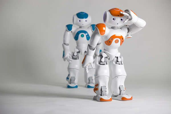 The NAO Robot Helps to Teach Children with Autism #robots trendhunter.com
