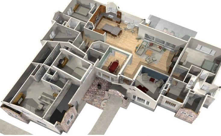 Image Result For Model Rumah Sederhana Tapi Mewah