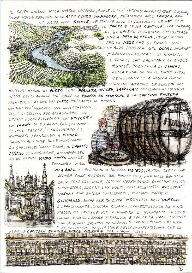 Travel journal~ Portugal, Alto Douro Vinatero by Michela via flickr