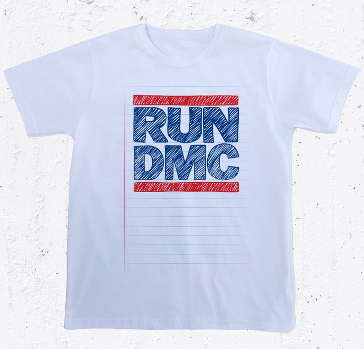 Remera RUN DMC - Comprar en Remerama