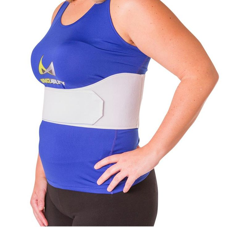 Rib Injury Belt & Chest Wrap For Sore Or Bruised Rib Cage
