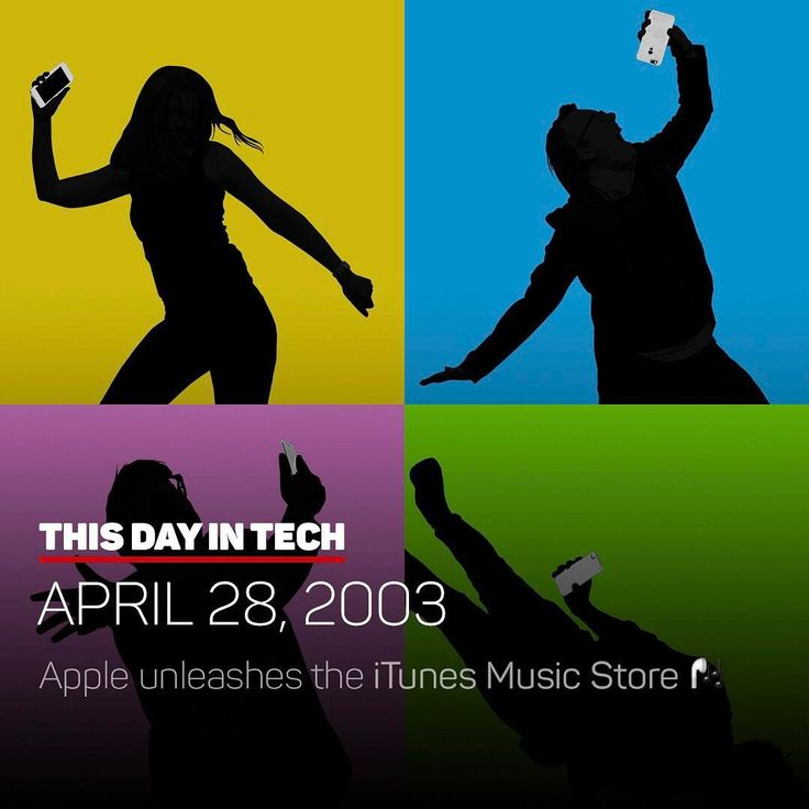 """Remember your first song download from iTunes? 🤔Today marks the 14th birthday of Apple's music marketplace — the iTunes Music Store. It was the first popular digital music store that made downloading songs """"cool,"""" building off the widely popular iPod. The iTunes Music Store made digital music a fashion statement, independent labels along with artists had a new way to get their songs out to fans and customers were given an easy avenue to buying music in the fallout of peer-to-peer services…"""