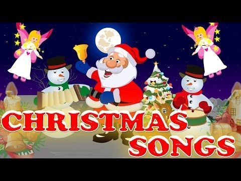 Top 50 Christmas Songs for Kids Compilation | Jingle Bells | Santa Claus is Coming to Town - YouTube