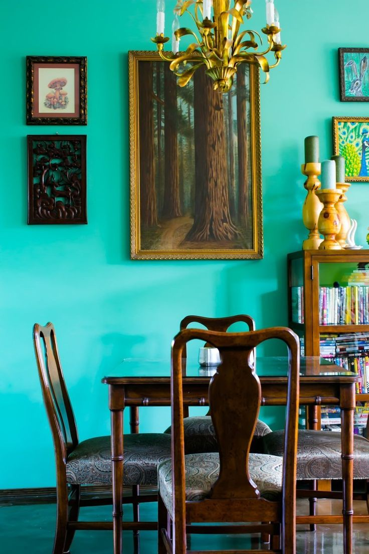 Turquoise Wall Paint 67 Best Turquoise Walls Images On Pinterest Turquoise Walls