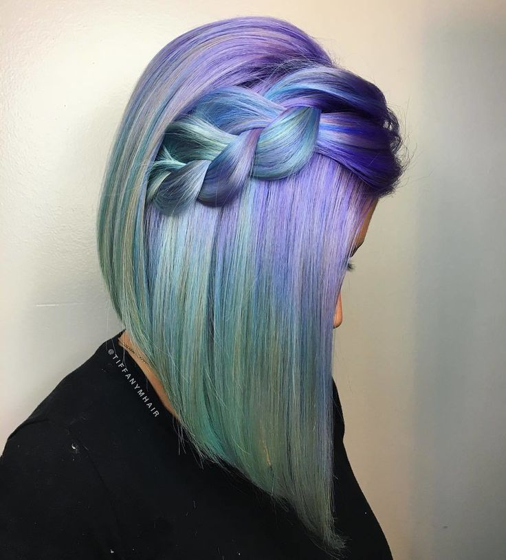 styled haircuts for hair 25 best ideas about blue hair on blue hair 6169