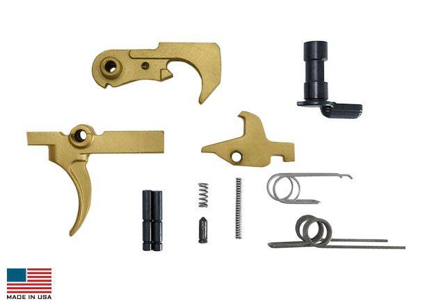 Enhanced Mil-Spec Fire Control (Titanium Nitride) - 1-50-01-396