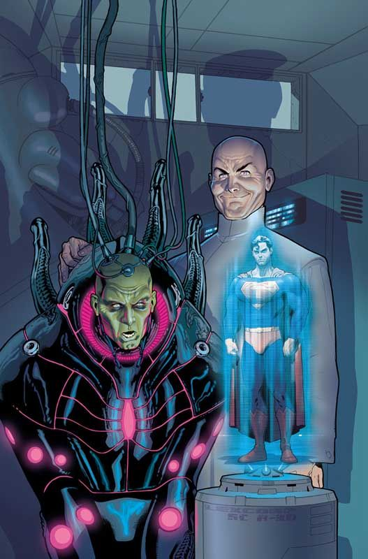 Brainiac dating