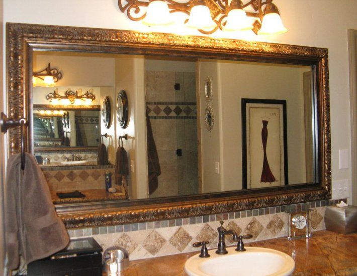 7 best most popular frame styles images on pinterest for Mirror frame styles