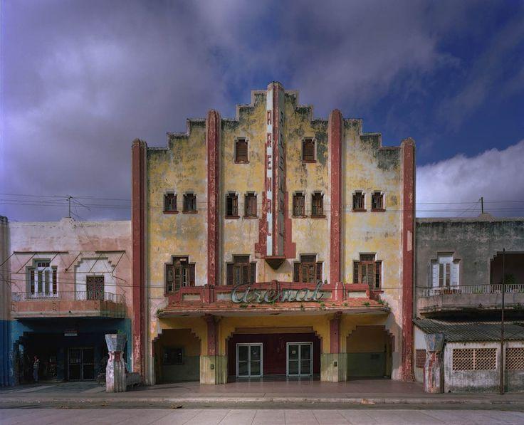 Michael Eastman - Cuba в 2020 г   Здания, Фотографии, Куба