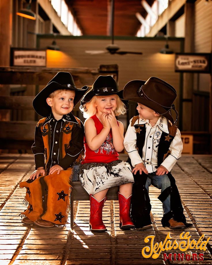 Toddler Western Wear  http://www.texasgoldminors.com/