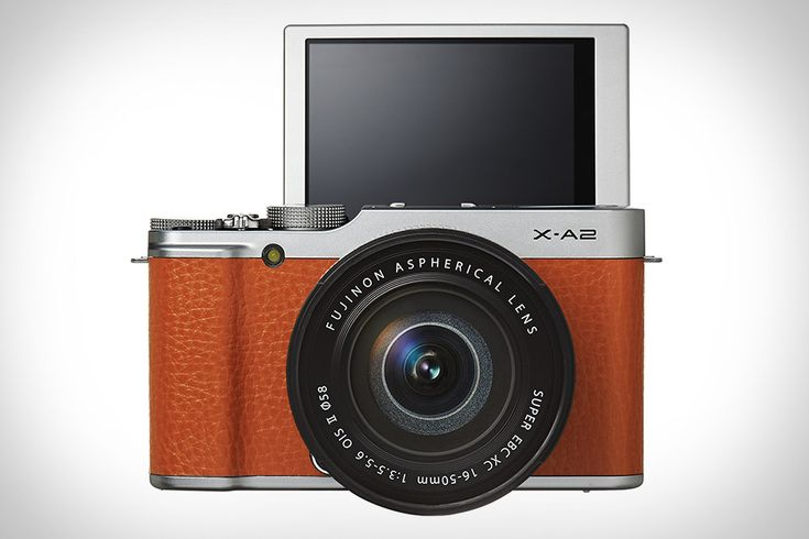 Don't let its small size or good looks fool you . the Fujifilm X-A2 Camera is a serious piece of kit, even if it boasts a selfie-friendly 175° tilting LCD. What makes it so is the 16.3 Megapixel APS-C CMOS...
