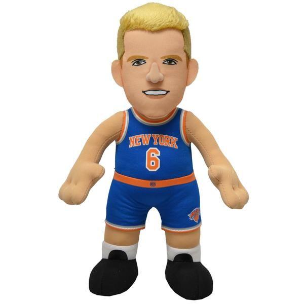 Bleacher Creatures New York Knicks Kristaps Porzingis 10 Plush Figure Generation 2