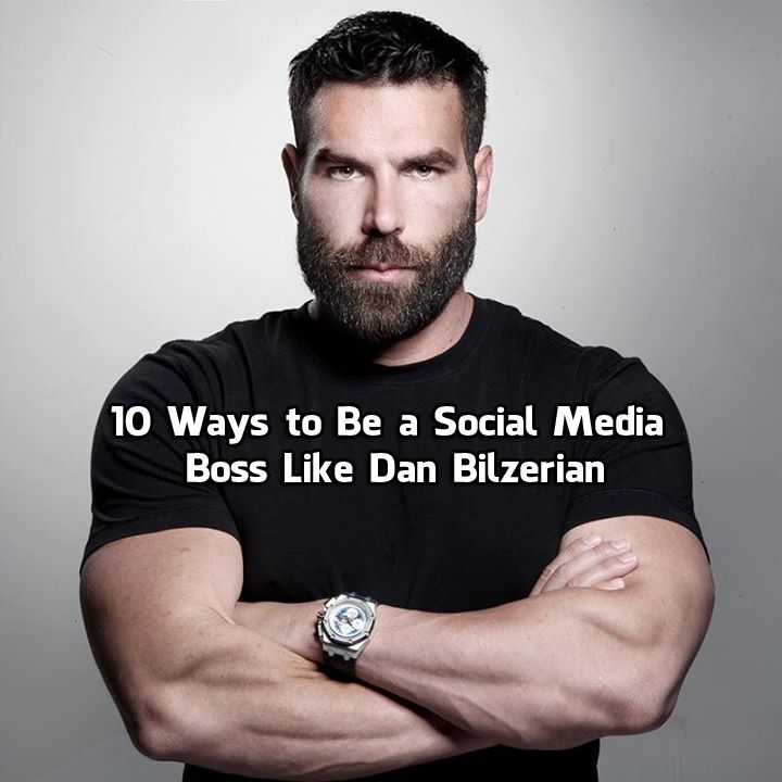Click this link to discover 10 Ways to Be a Social Media Boss Like Dan Bilzerian. Dan's Instagram secrets will skyrocket you to social media success fast.
