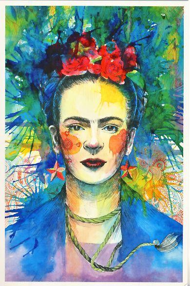 16 best frida kahlo images on pinterest frida kahlo diego rivera und mexikanische kunst. Black Bedroom Furniture Sets. Home Design Ideas