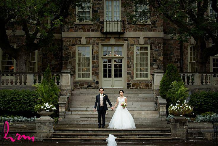 Natalie and Michael's wedding at Graydon Hall Manor