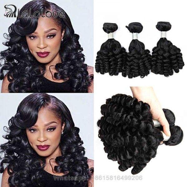 Brazilian Hair Weave Funmi Human Hair Bundles Brazilian Hair Weave Weave Hairstyles Curly Human Hair Wig