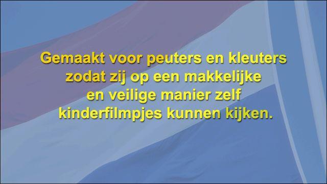 Veilig kinderfilmpjes kijken op Kindertube.nl