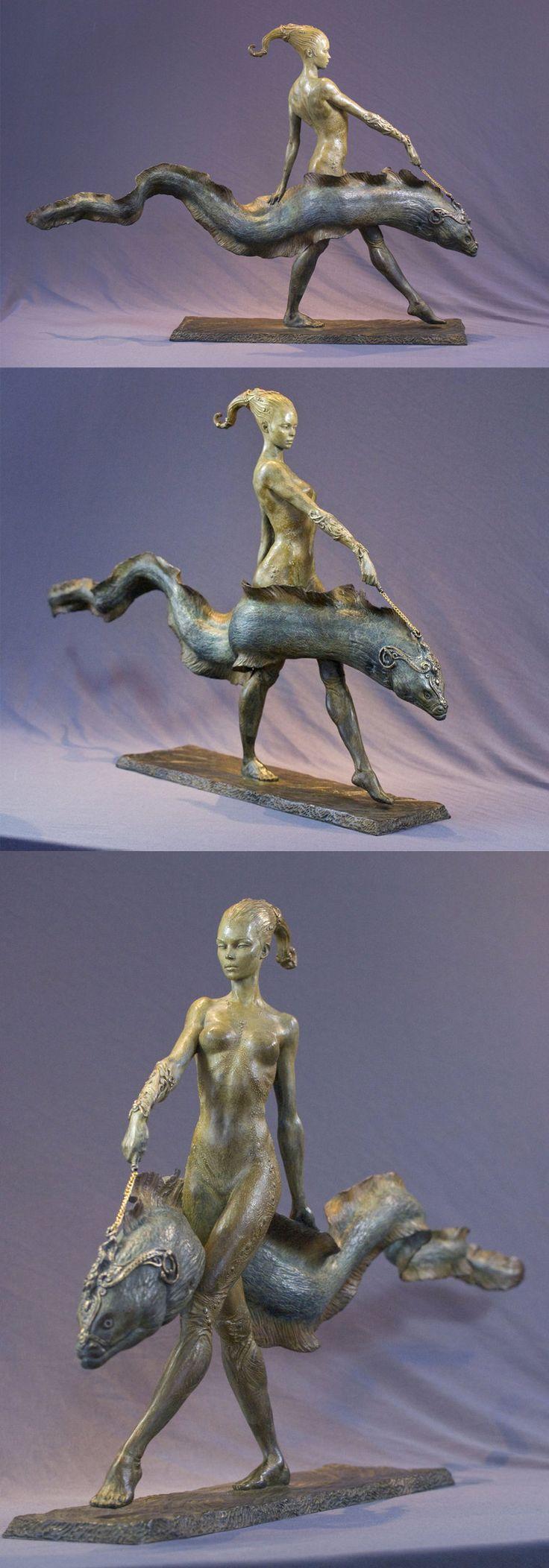 Mark Newman #sculpture