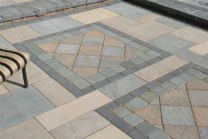 square paver designs - Google Search