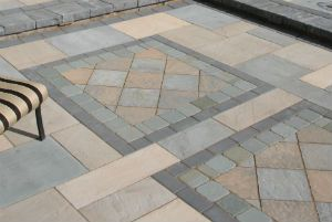 paver inlay