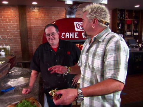 Neapolitan Pizza at Cane Rosso : Food Network - FoodNetwork.com
