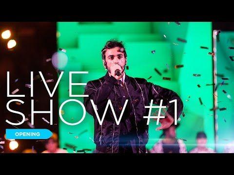 Marco Mengoni en ouverture de la 10ème éditon X FACTOR ITALIA 2016 !