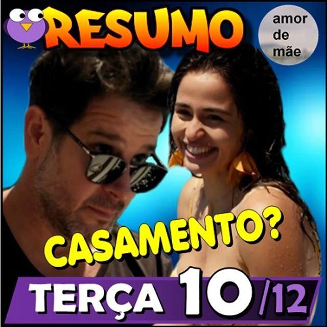 Amor De Mae 10 12 Terca Feira Resumo Da Novela Capitulo 014 Assista Pelo Link No Perfil Noveladas9 Globo Amordemae Muri