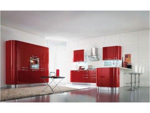 Cucine Rosse. Cucine Rosse Ikea Elegante Beautiful Listino Prezzi ...