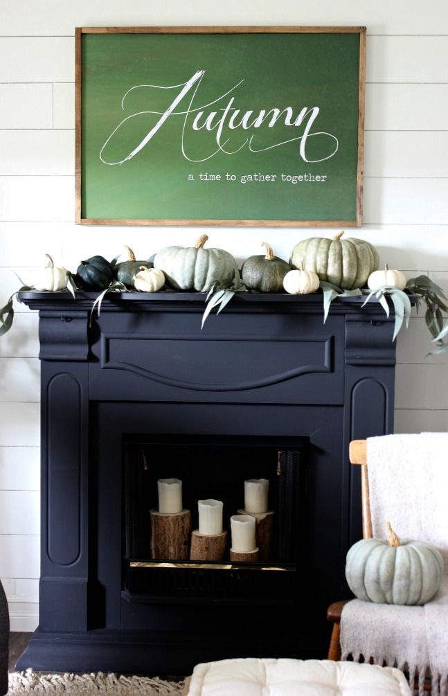2018 Fall Home Tour - Living Room and Dining Room   !! Top Bloggers ...
